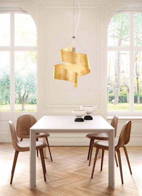 Marchetti illuminazione garagoi gold