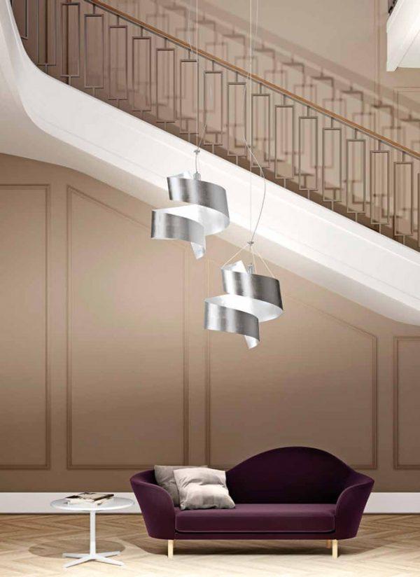 Marchetti illuminazione garagoi silver