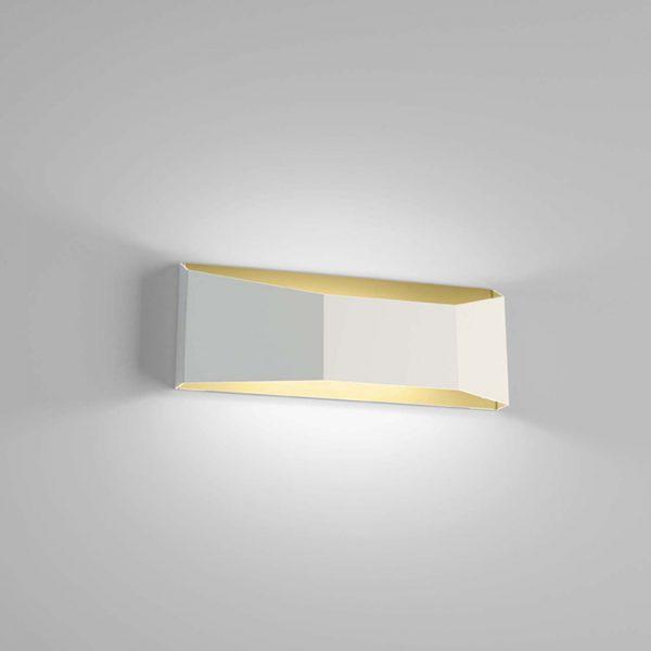 Marchetti illuminazione parete esa lunga