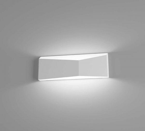 Marchetti illuminazione prisma parete