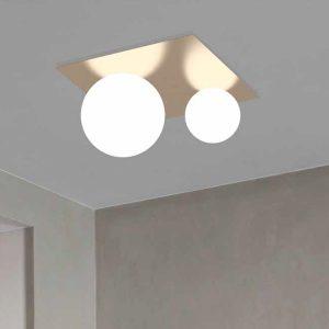 Marchetti illuminazione two lights Monns