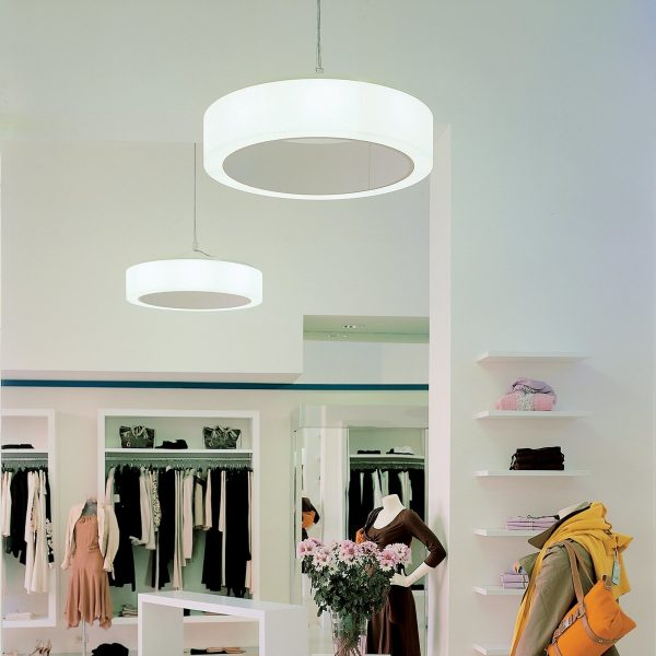 Bubble 1000 arco led dynamic white cerchio lighting 002