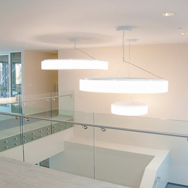 Bubble 1800 ArcoLED Dynamic White Cerchiolighting