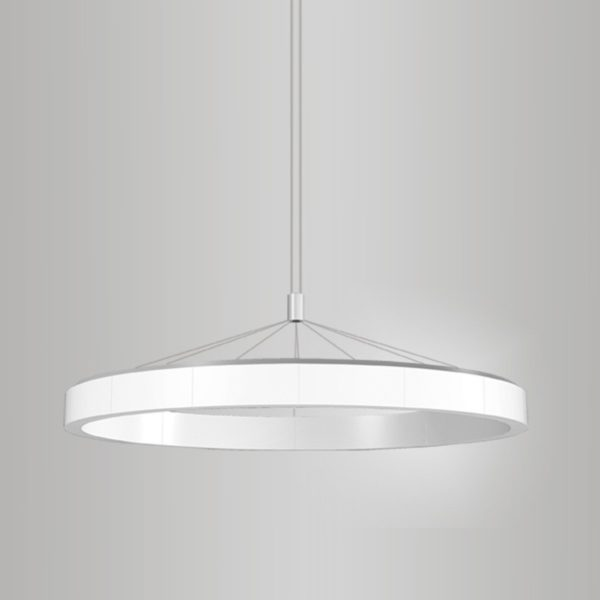 Bubble 3000 ArcoLED Dynamic White suspended with joint 006