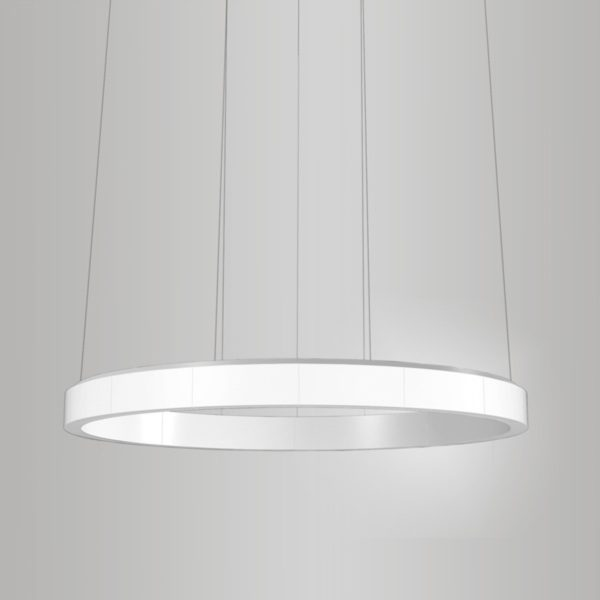 Bubble 3000 ArcoLED Stable White 3000K suspended cerchio lighting