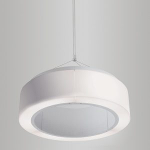 Bubble 600 ArcoLED Stable White cerchio lighting 003