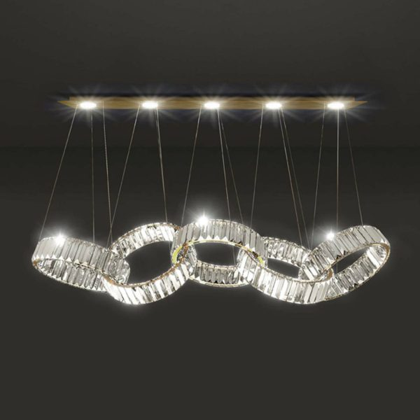 Olympia Cerchio Lighting 05704205A