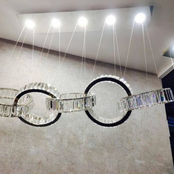 Olympia Cerchio Lighting 05704205B