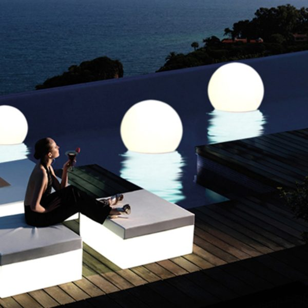 Acquaglobo Cerchio Lighting 008