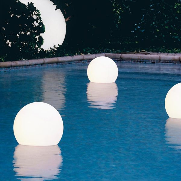Acquaglobo Cerchio Lighting 009
