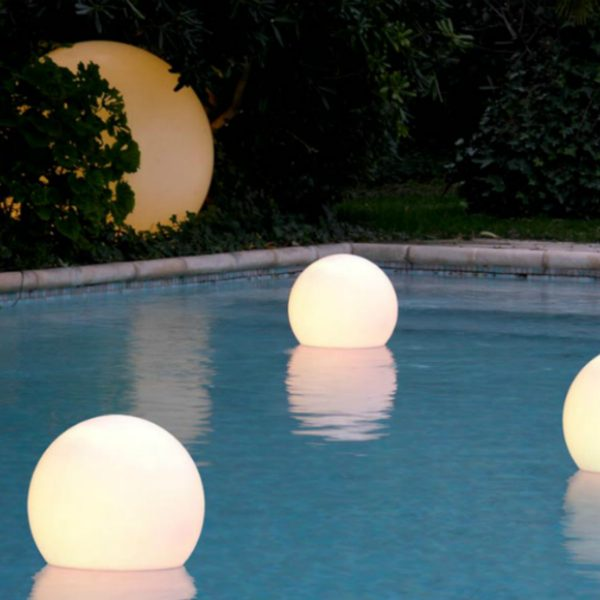 Acquaglobo Cerchio Lighting 011