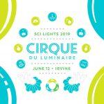 Circque Du Luminaire – SCI LIGHTS 2019