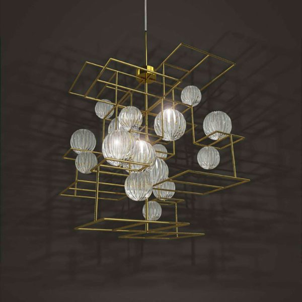 Moule Lighting Cerchio Lighting 003