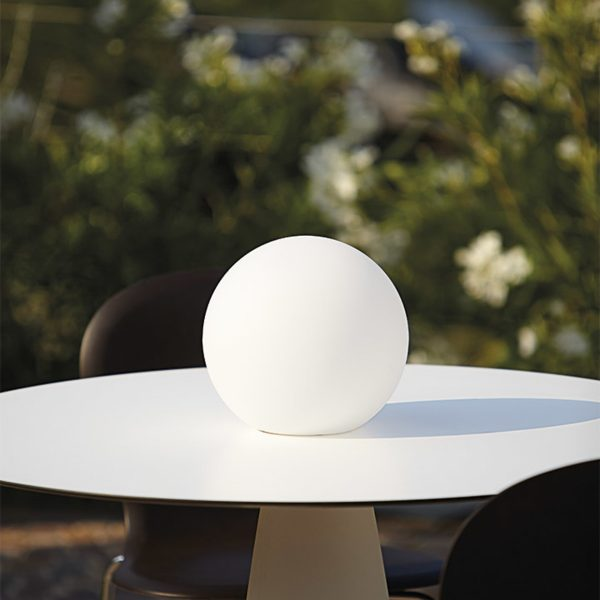 Globo Floor Table - Cerchio Lighting 002