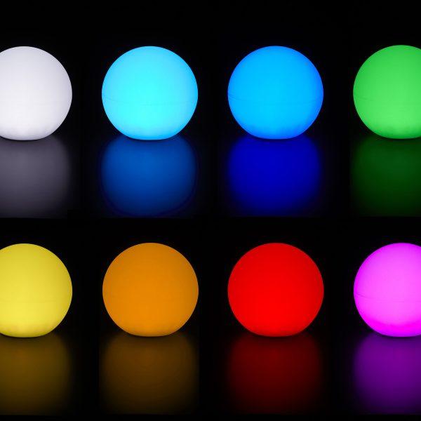 Globo Floor Table - Cerchio Lighting 003