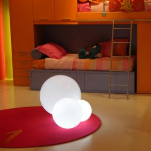 Globo Floor and Table Cerchio Lighting 002