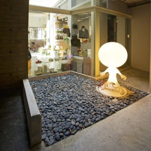 Space Walker Floor - Cerchio Lighting