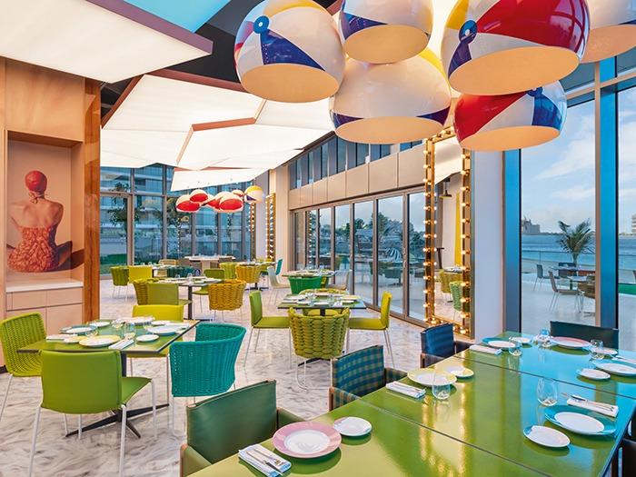 """Restaurant """"Torno Subito"""""""